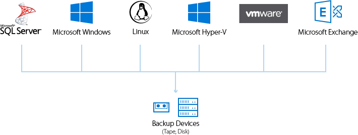 Barracuda Yosemite Server Backup for Linux Windows Vmware and Hyper-V